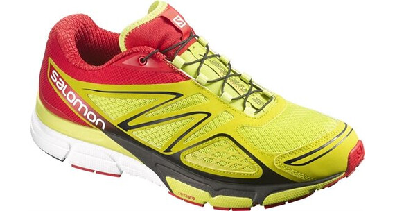 Salomon M's X-Scream 3D Gecko Green / Bright Red (L36889200)